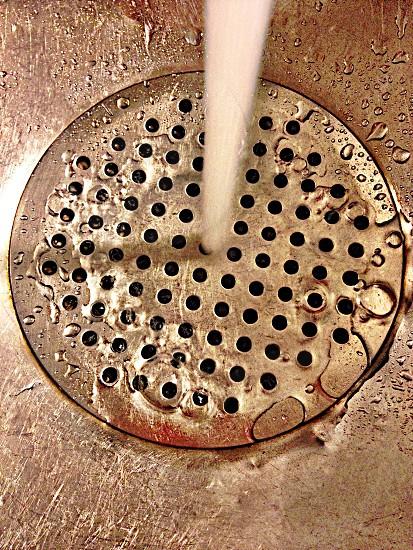 Water sink Sweden  photo
