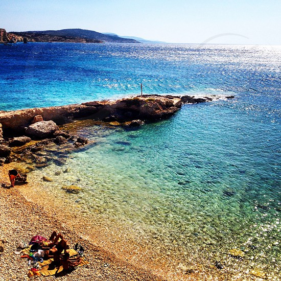 Koufonisia Greece  photo