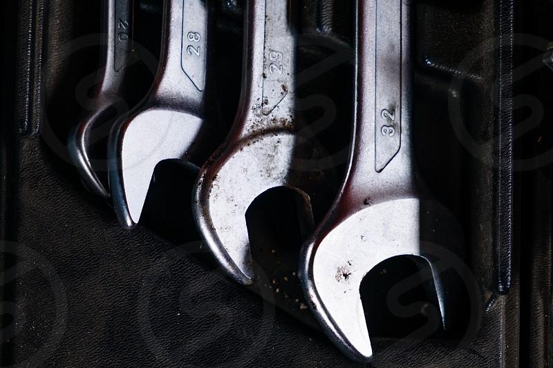 set of tools photo