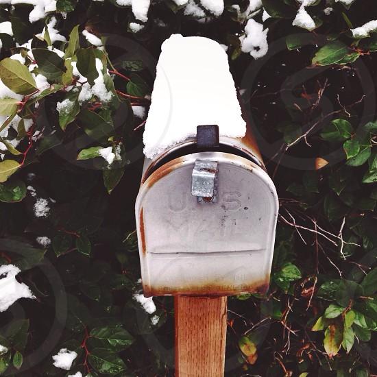 us mail post office box photo