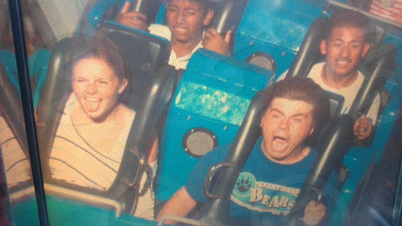 yes. California Screamin' is great photo