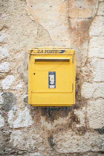 Taken in St. Paul de Vence France  photo