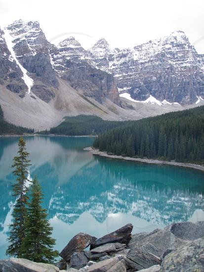 Banff Calgary Canada photo