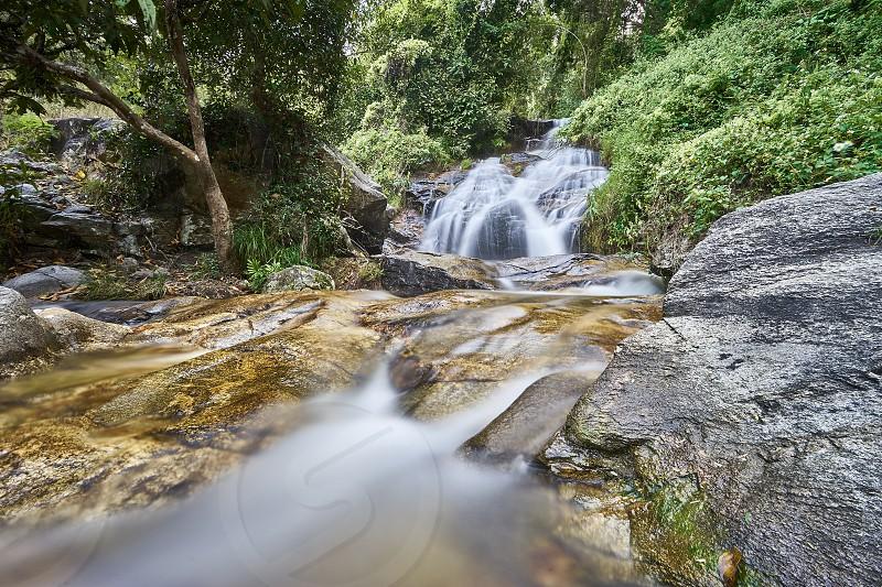 Huay Keaw Waterfall  photo