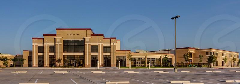 School Auditorium photo