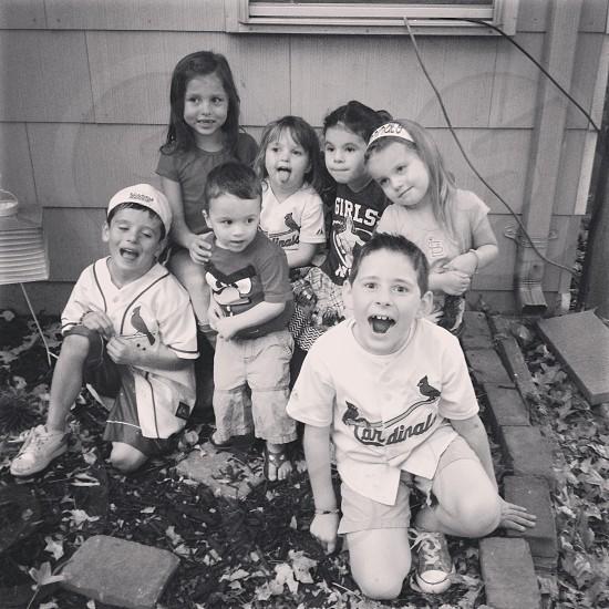 Cardinal kids photo