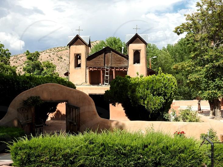 Santuario De Chimayo Mission New Mexico photo