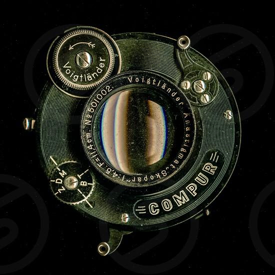 Voigtlander lens photo