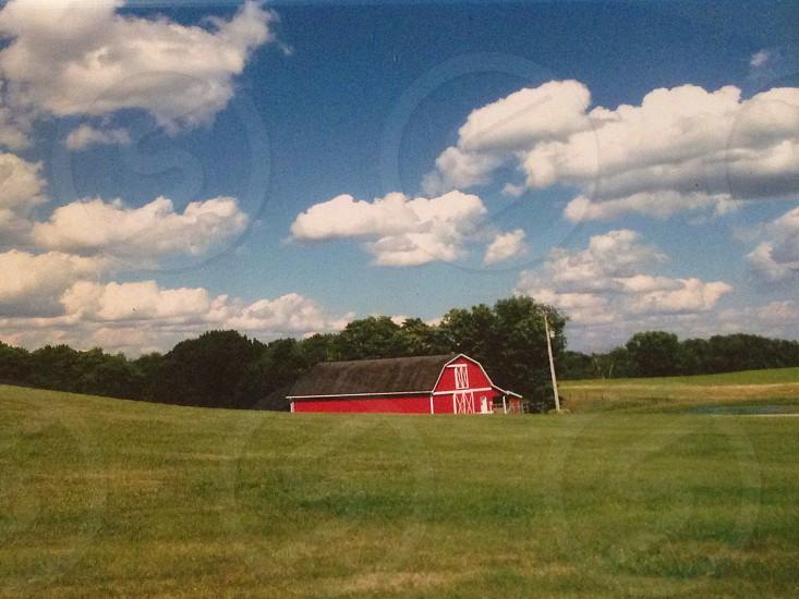 Farm land photo