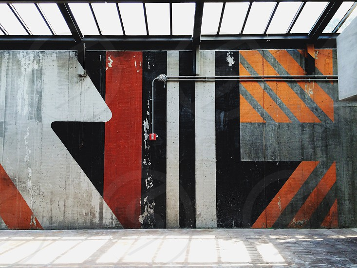 Wall art photo