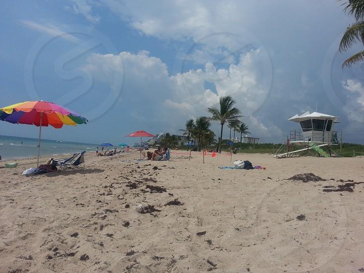 Ft Lauderdale Beach photo