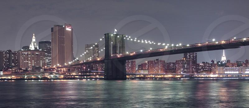 Epic Brooklyn Bridge  photo