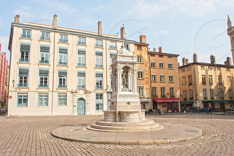 Vieux Lyon Lyon - France photo