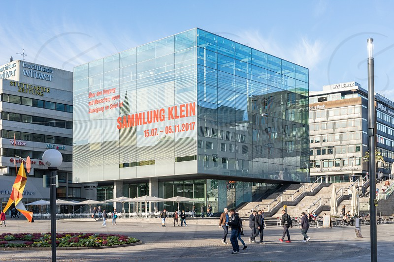 Stuttgart Kunstmuseum photo