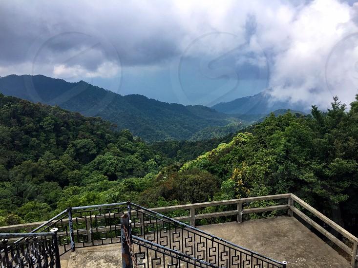 Mountain Vietnam landscape photo