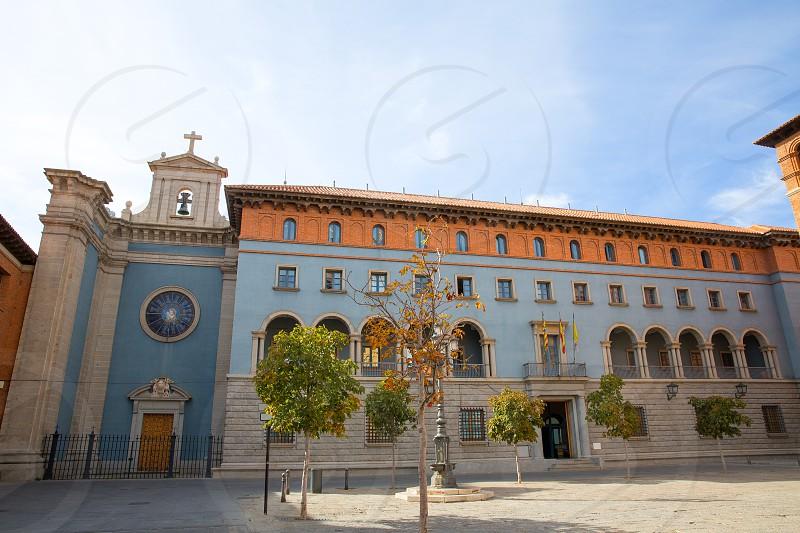 Aragon Teruel Archivo Historico Provincial in Spain photo