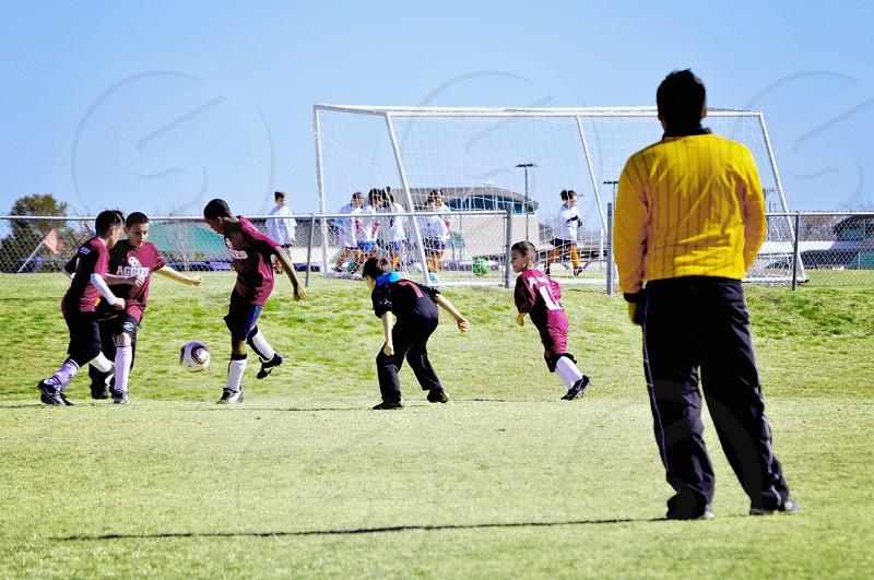 Boys Soccer photo