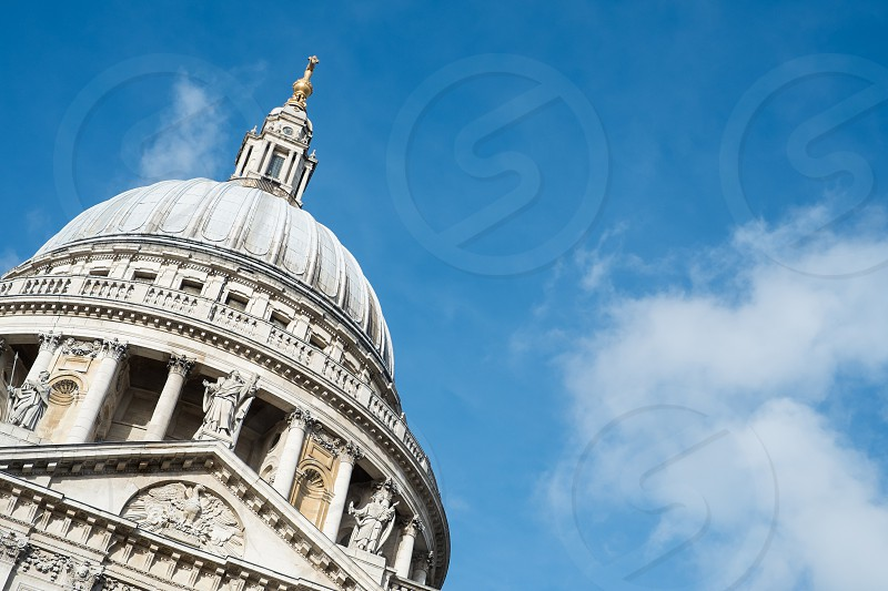 St. Paul's cathedral london photo