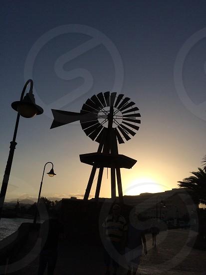 wind vain photo