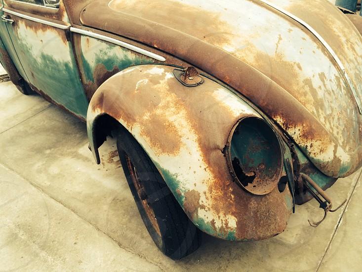 VW Bug Old Bug VW Beetle Volkswagen Beetle Old Volkswagen VW Beetle photo