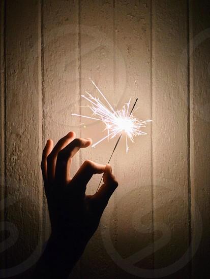 Sparkle photo