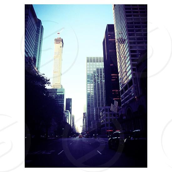 Park Ave NYC photo