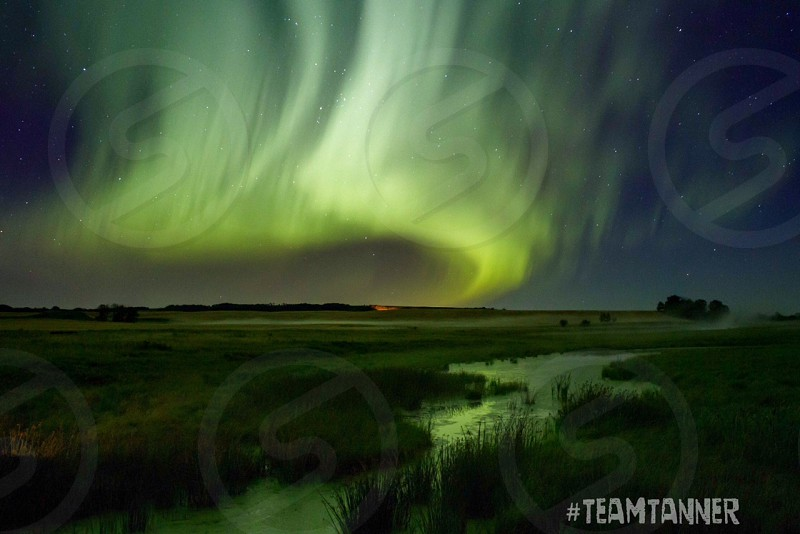 Alberta is the place to be for viewing the Northern Lights! photo