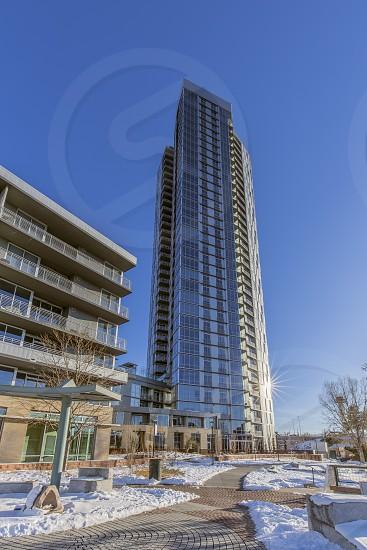 Confluence Apartment complex Denver Colorado photo