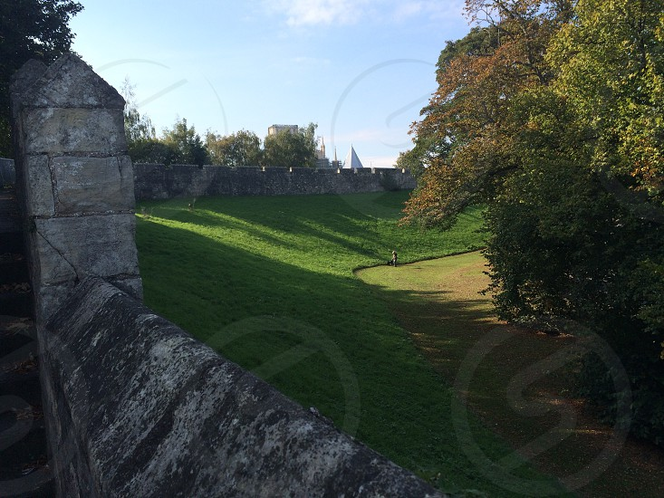 York walls uk photo