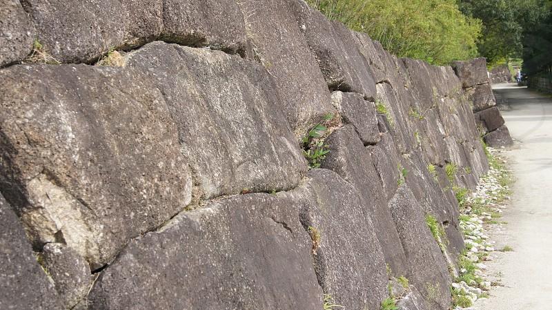 A Stone Wall (Japan) photo