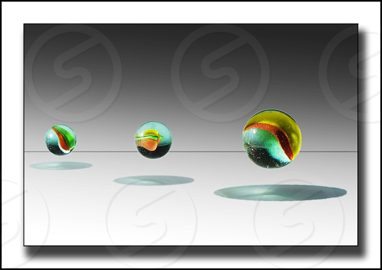 Levitation Marbles photo