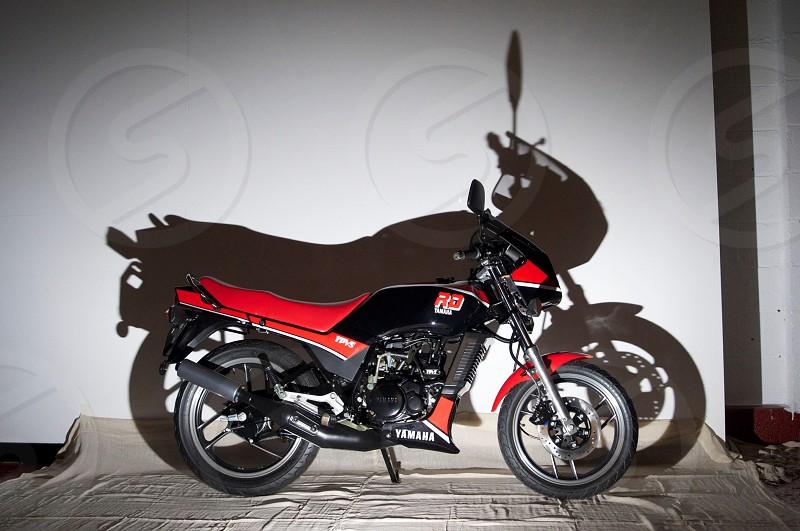 Yamaha rd125 photo