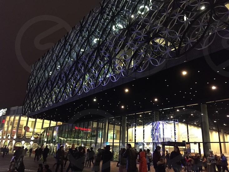 Birmingham Library photo