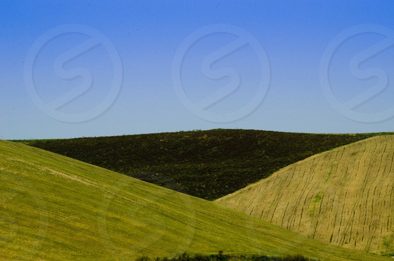 green mountain hills photo