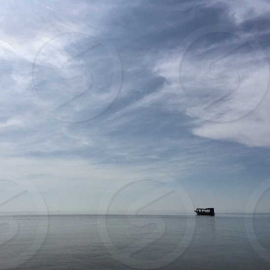Tonle Sap Lake Cambodia  photo
