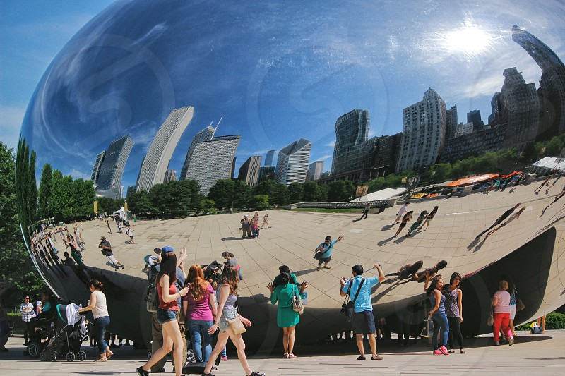 Chicago : Bean  photo