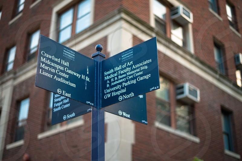 The George Washington University  photo
