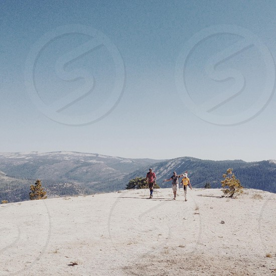 North Dome Yosemite. M5 photo