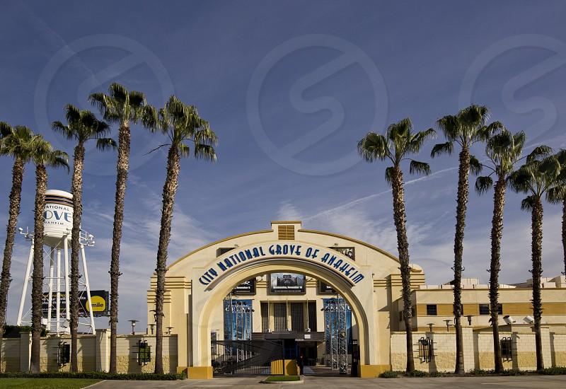 city national grove of anaheim concert venue music southern california photo
