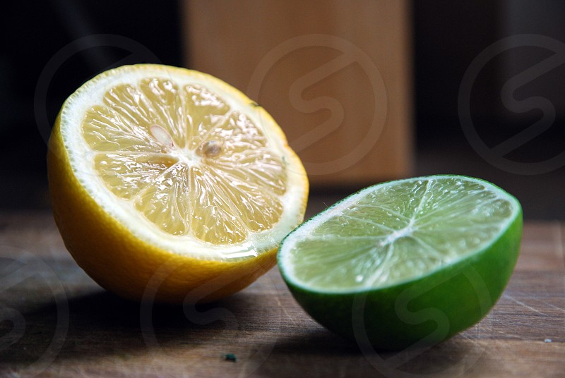 lemon and lime photo