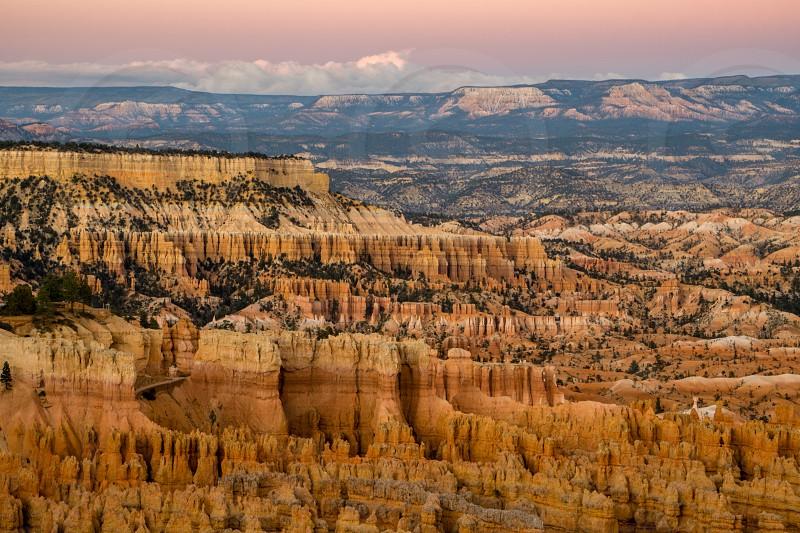 Bryce Canyon National Park Utah. photo