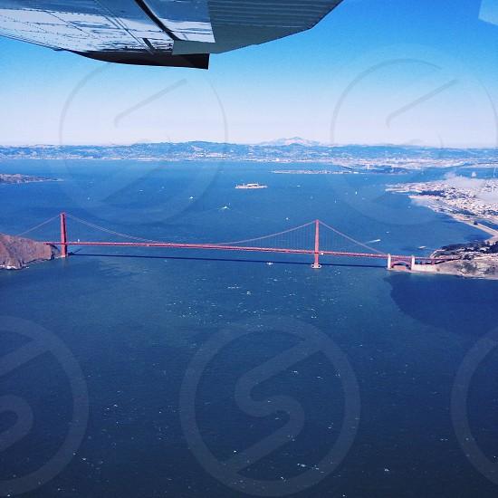 view of golden gate bridge photo
