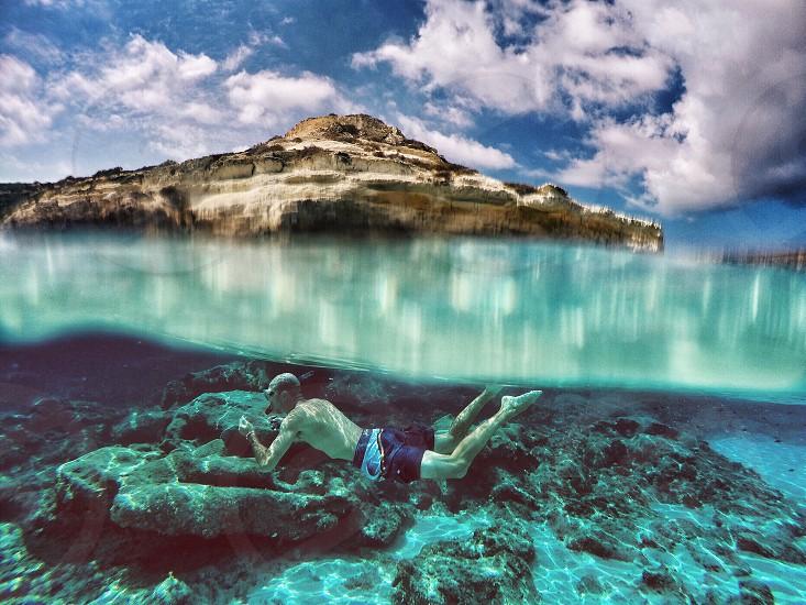 Lampedusa island - Sicily photo