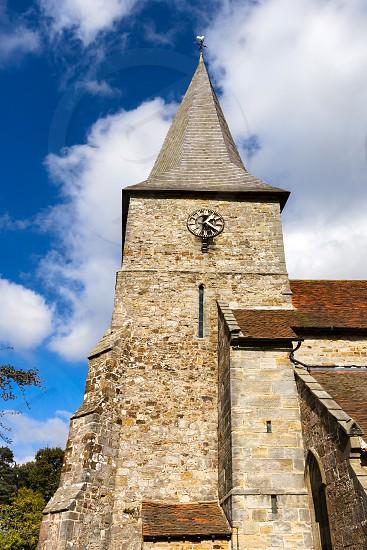 View of Heathfield Church photo