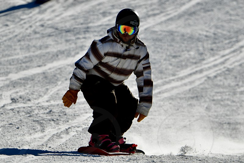 Winter sports photo