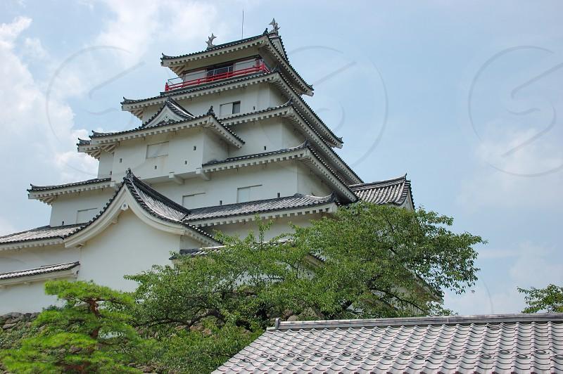 会津若松城 photo