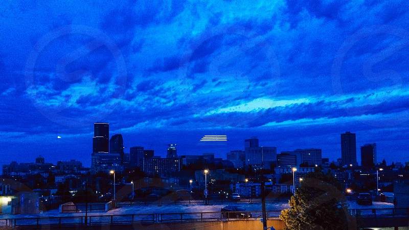 #Seattle #PNW #Cool #PDXFresh #SeattleFresh #Sky #Clouds #Morning photo