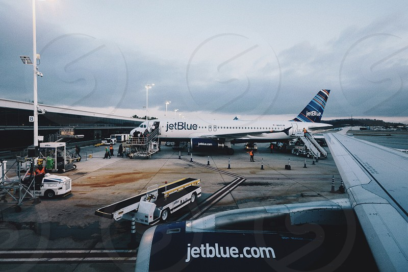 JetBlue airport long beach Southern California  photo