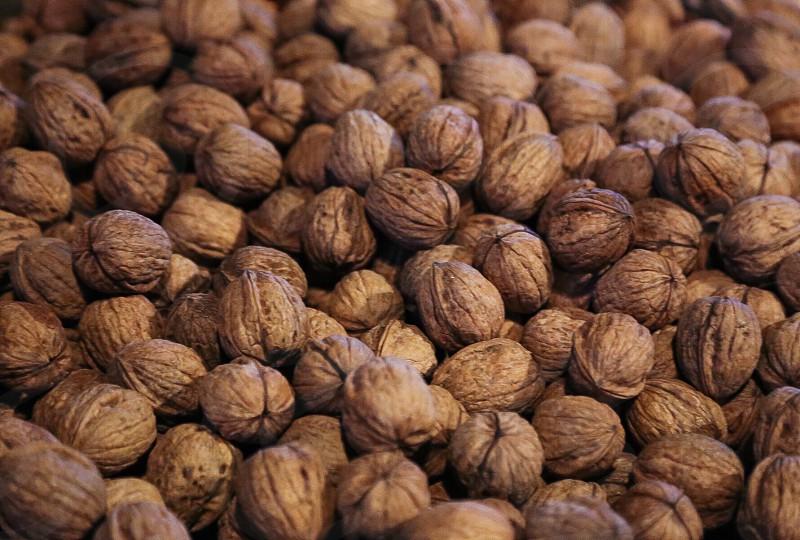 Ingredients nuts walnuts walnut food photo