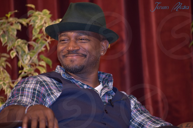 Taye Diggs wonderful grin photo